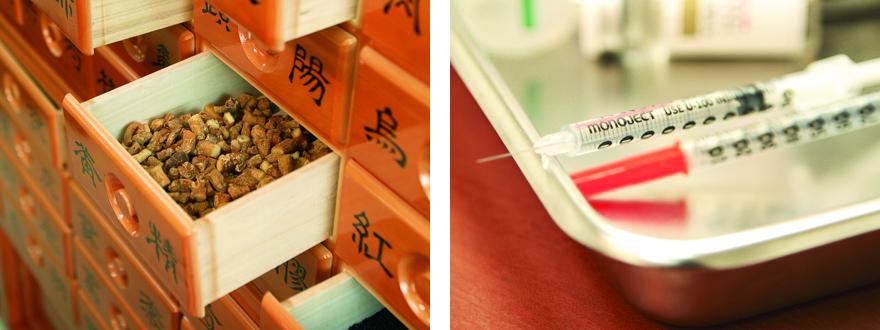 목디스크 치료 - 한약 약침 치료 | 자생의료재단