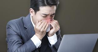 가을 비염과 축농증으로 힘들 때 하면 좋은 지압법
