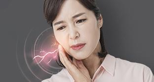 치통으로 고통 받을 때, 통증 완화에 좋은 지압법