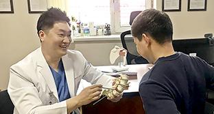 자생한방병원,<br >키르기스스탄 환자 출장진료회 진행