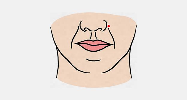 코 많이 고는 친구에게 꼭 알려줘야 할 코골이 개선 지압법