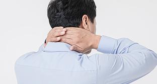 목 뻐근함과 손발이 저린 증상, 후종인대골화증 때문?